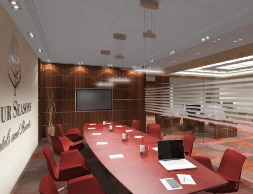 Офис управляющей компании «Four Seasons» Москва