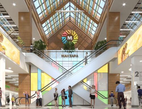 Торгово-развлекательный центр «МАНЗАРА» Нижнекамск